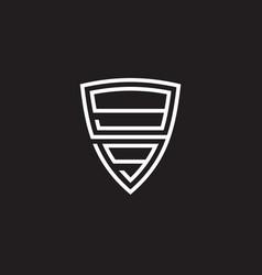 nines symbol vector image