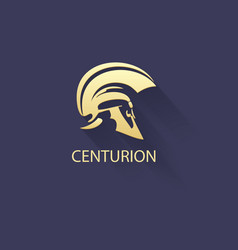Centurion icon vector