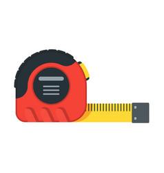 tools for repair tape measure vector image