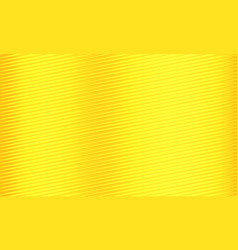 yellow background with strokes vector image