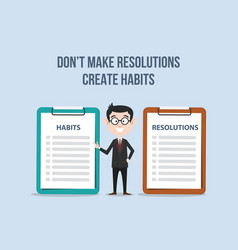 Compare between resolutions and habits for target vector