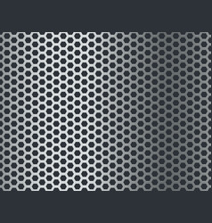 Metal texture pattern seamless steel plate vector