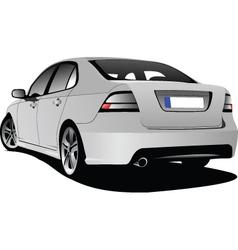 Casual car models vector