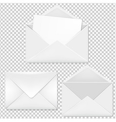 envelope big collection vector image