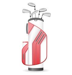 golf 12 vector image vector image