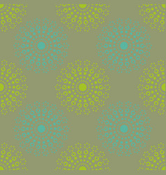 abstract explosion pattern vector image