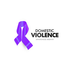Domestic violence and aggression poster home vector