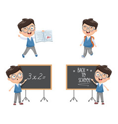 Of education vector
