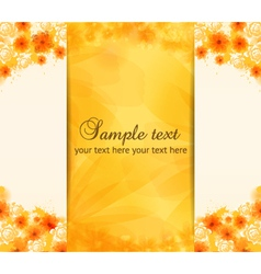 Floral Abstract Background Eps 10 vector
