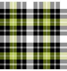 tartan plaid vector pattern vector image