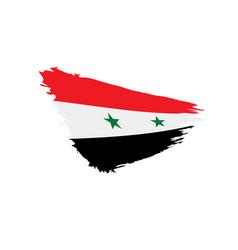 Syria flag vector
