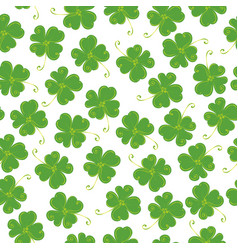 lucky st patricks day vector image