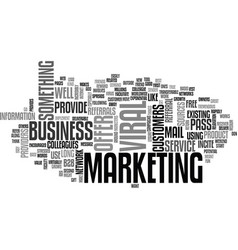 bb marketers do it too text word cloud concept vector image