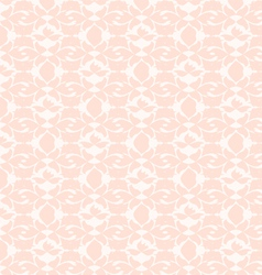 Decorative seamless pastel background vector