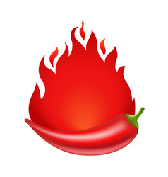 hot label vector image