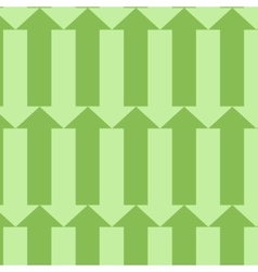 Seamless arrow pattern vector image