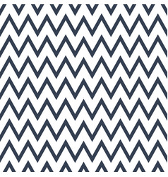 Simple seamless zig zag geometric pattern vector