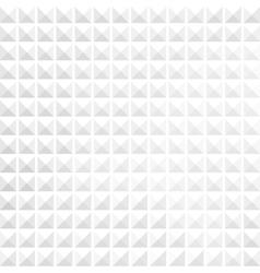 Simple triangular pattern vector image