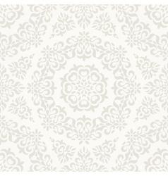 Seamless ornate retro pattern vector image vector image