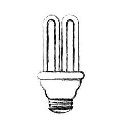 Light bulb icon vector