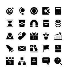 SEO and Marketing Icons 2 vector