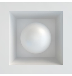 Sphere 3D vector