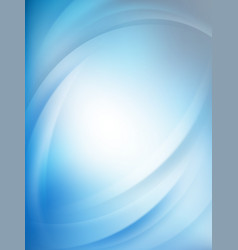 abstract cold light background eps 10 vector image