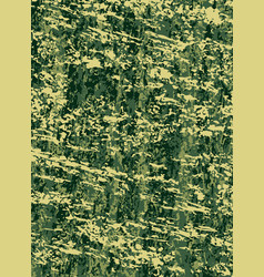 abstract military or hunting camouflage vector image