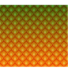 pineapple texture pattern seamless vector image