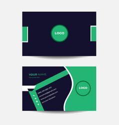 Professional-creative-business-card-design vector