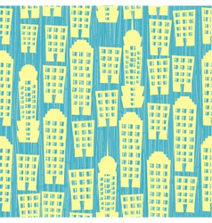 building wallpaper vector image