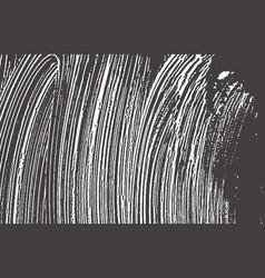 Grunge texture distress black grey rough trace vector