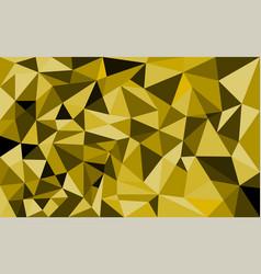 geometric polygon background retro triangle vector image