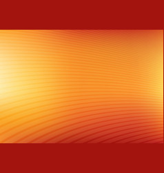 Abstract orange and yellow mesh gradient with vector