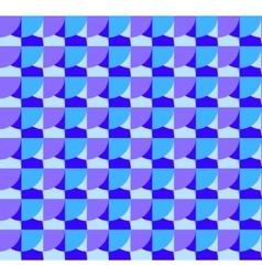 Purple blue pattern vector image