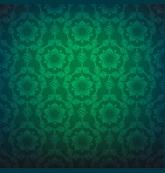 green festive background vector image