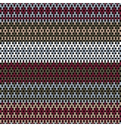 Jumper fabric vector