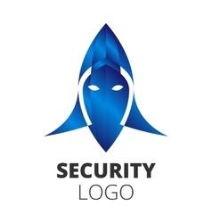 Security logo vector image