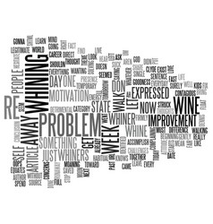 wine wine wine text word cloud concept vector image