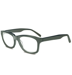 grey glasses vector image