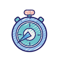 Pocket clock to delivery pack at time vector