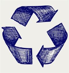 Reuse symbol vector image