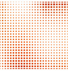 Geometric background with red squares vector