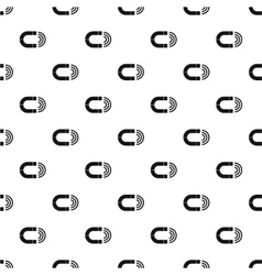 Magnet pattern simple style vector
