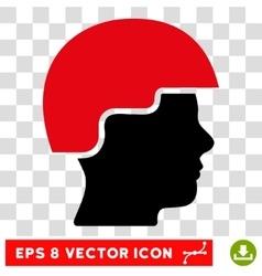 Soldier Helmet Eps Icon vector