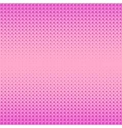 Pink Halftone Patterns vector
