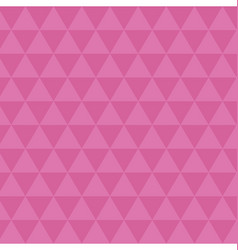 Triangle seamless geometric texture vector