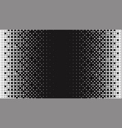 halftone pattern gradient background round spot vector image vector image