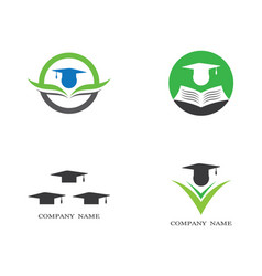 Education symbol icon vector