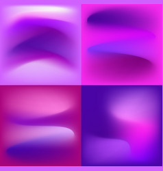ultra violet abstract backgrounds vector image